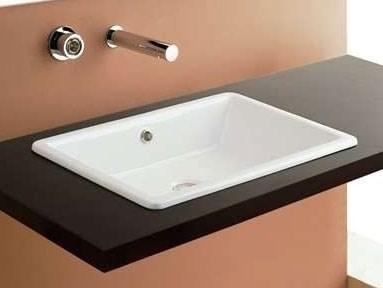 Helstøbt håndvask