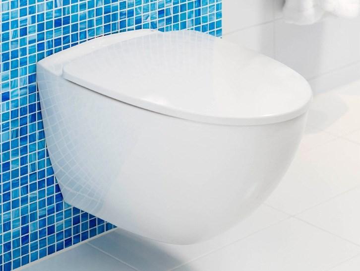topmonteret toiletsæde ifø
