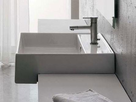 vask ovenpå bordplade
